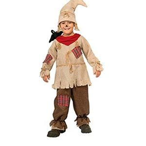 Other - Adorable Scarecrow Costume — small {2-4T} 🌟